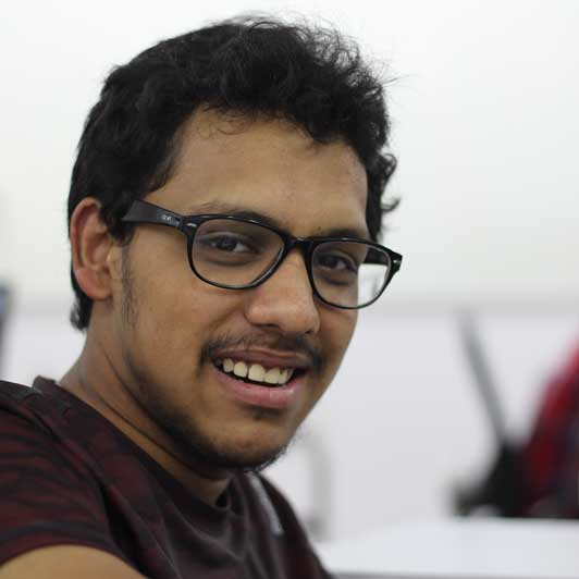 Parikh Jain, Software Developer & Instructor, Ex-Amazon, DTU