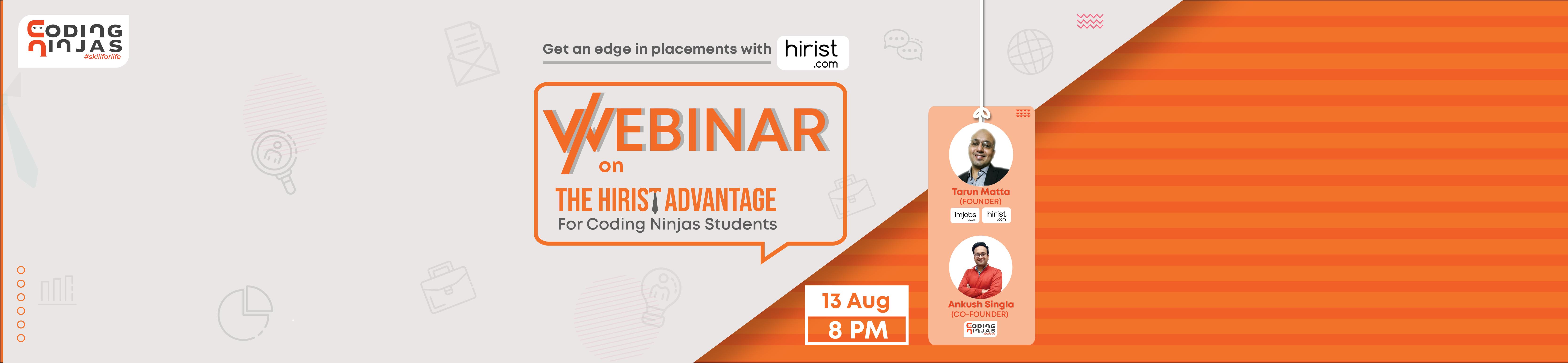 The Hirist Advantage for Coding Ninjas Students