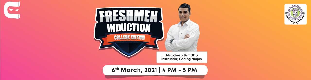 Freshmen Induction   Lokmanya Tilak College of Engineering