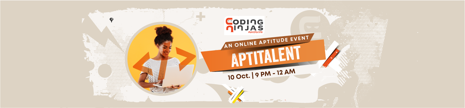 "AptiTalent, Let's Showoff Your ""APTITUDE"""