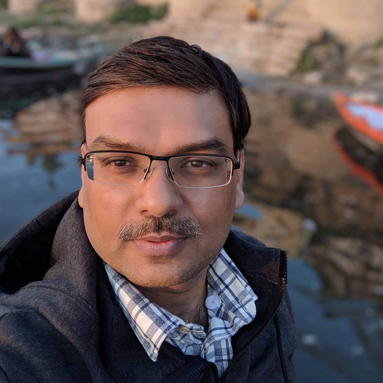Ashesh Bharadwaj, Mentor, Certified Android Developer, Stirling Corp
