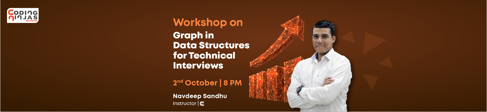 Workshop on Graph in Data Structures for Technical Interviews