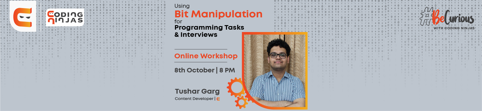 Workshop on Bit Manipulation for Programming Tasks & Interviews