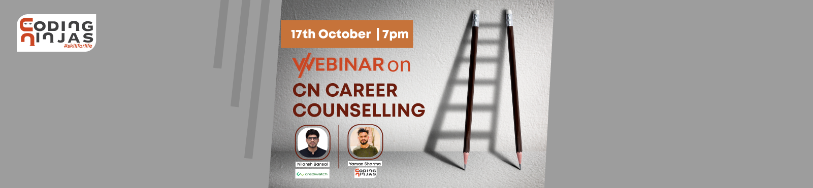 CN Career Counselling Webinar by Alumnus, BVP