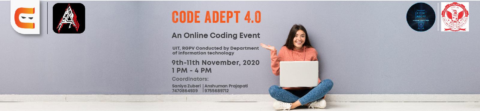 Code Adept 4.0