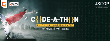 Code-A-Thon   Jaypee Institute of Information Technology