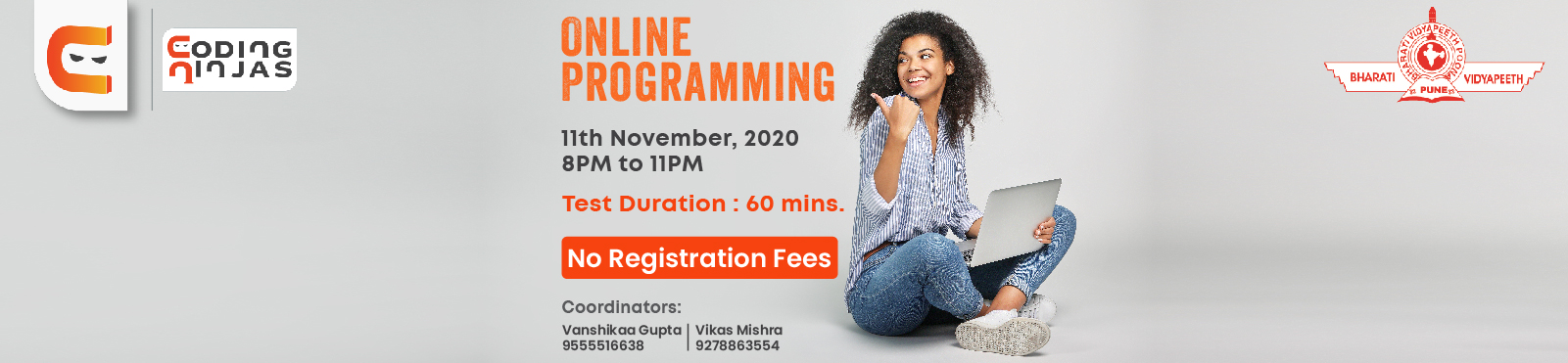 Online Programming -BVICAM