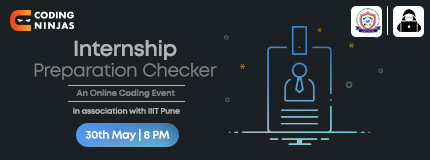 Internship Preparation Checker   IIIT Pune