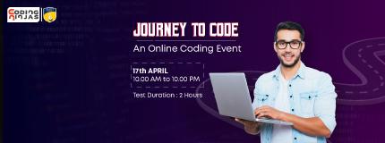 Journey to Code | Amity University Gwalior