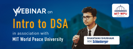 Intro to DSA and Career Guidance | MIT World peace University