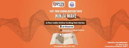 Ninja Wave at Maharaja Surajmal Institute Of Technology