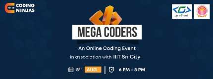 Mega Coders   IIIT Sri City