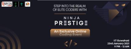 Ninja Prestige at IIT Guwahati