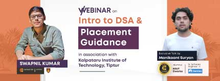 Introduction to DSA & Placement Guidance | Kalpataru Institute of Technology, Tiptur