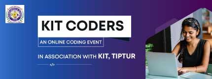 KIT Coders | Kalpataru Institute of Technology, Tiptur