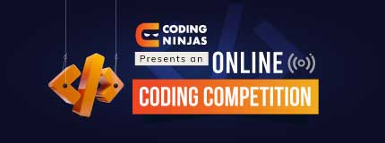 RunTime Error Coding Competition
