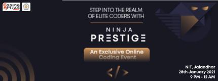 Ninja Prestige at NIT, Jalandhar