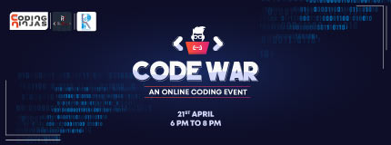 Code War | RCC Institute of Information Technology