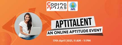 Aptitude Test | Jaypee University of Information Technology