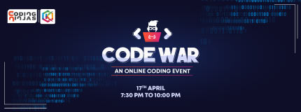 Code War | Kalinga Institute of Industrial Technology