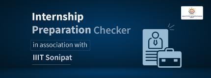 Internship Preparation Checker | IIIT Sonipat