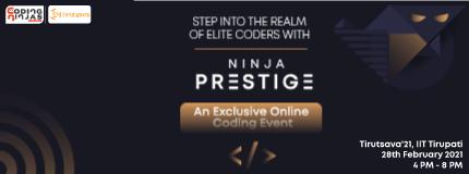 Ninja Prestige at IIT Tirupati