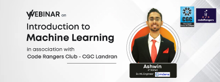 Introduction To Machine Learning | Chandigarh Engineering College, Landran