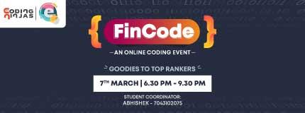 FinCode   IIT Jodhpur