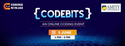 CodeBits   Amity University Noida