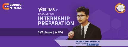 Roadmap for Internship Preparation | Codeflow