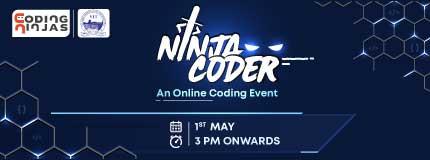 Ninja Coder | VIT Vellore