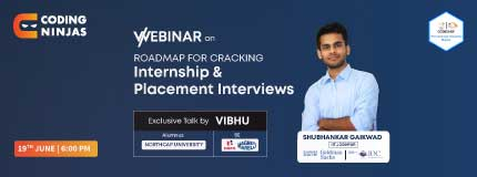 Roadmap to Crack Internships & Placements | The NorthCap University