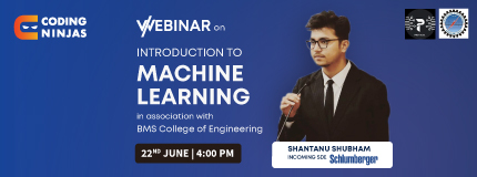 Introduction to Machine Learning | BMS College of Engineering