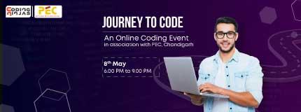 Journey to Code | PEC Chandigarh