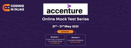 Accenture Mock Test