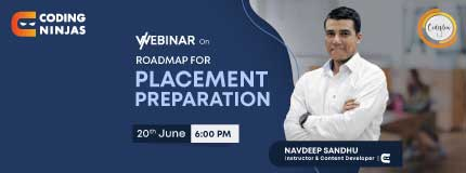 Roadmap for Placement Preparation | Codeflow