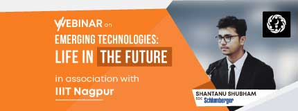 Emerging Technologies   Life in the Future   IIIT Nagpur