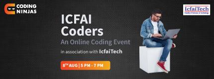 ICFAI Coders | IcfaiTech