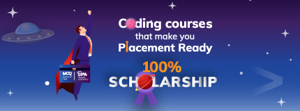 Coding Ninjas Scholarship Test September'21