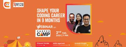 Live Session on Career Camp