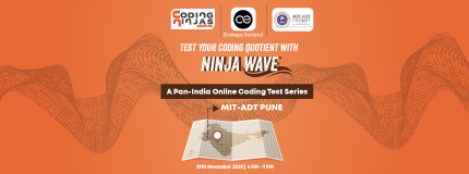 Ninja Wave at MIT, Pune