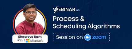 Process and Scheduling Algorithm Workshop