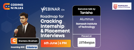 Roadmap to Internship and Placement Series | Ramaiah Institute of Technology