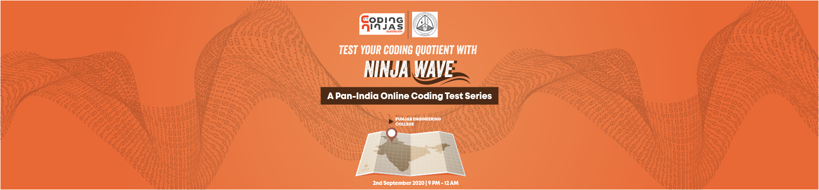 Ninja Wave at Punjab Engineering College