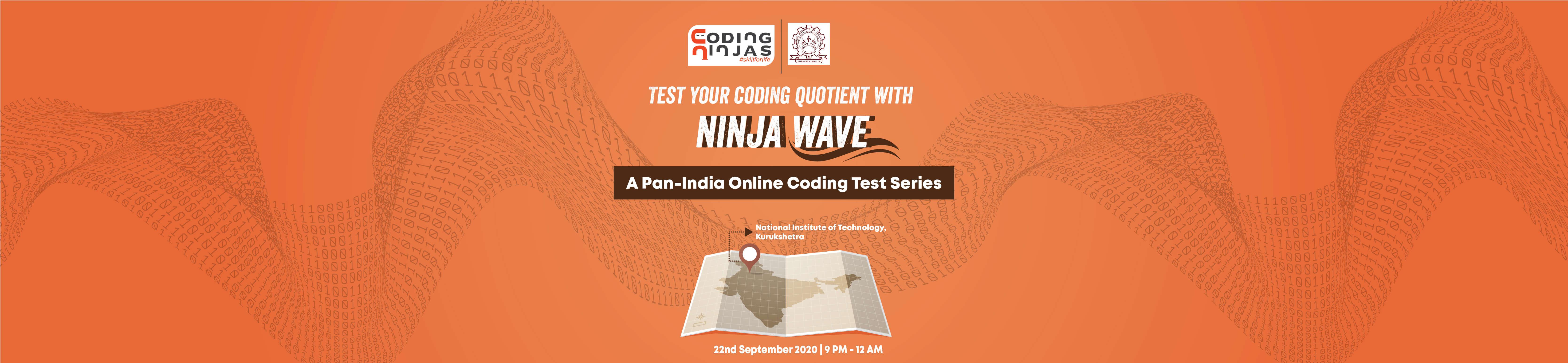 Ninja Wave at National Institute of Technology, Kurukshetra