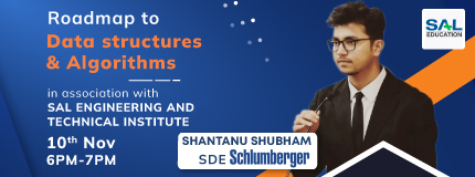Roadmap to Data Structures & Algorithm | SAL Engineering & Technical Institute