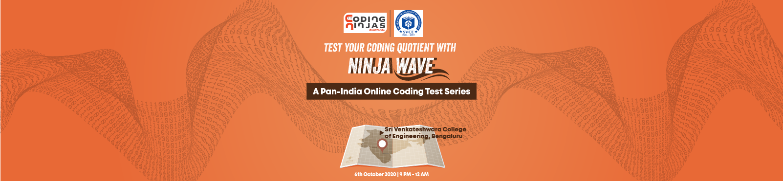 Ninja Wave at Sri Venkateshwara College of Engineering